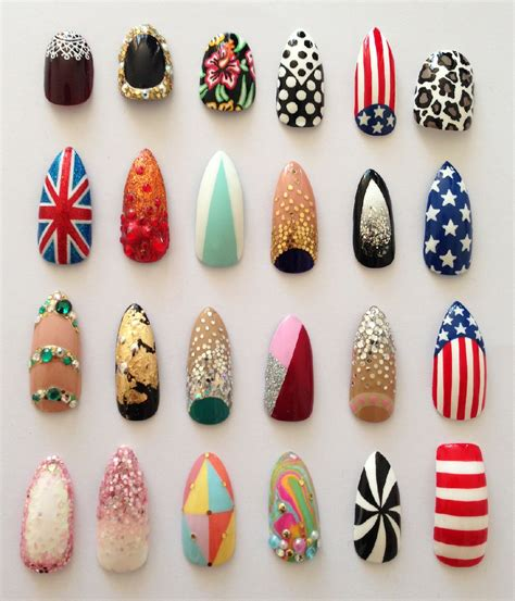 pattern nail art designs nail art designs latest concepts 2014 for girls