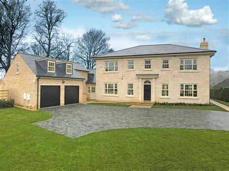 build homes moorland villas plot 1 completed park
