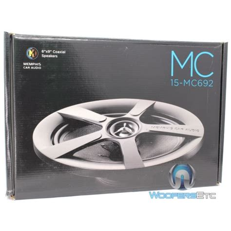 15 mc692 mclass 6 quot x 9 quot coaxial speakers