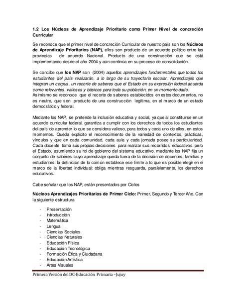 Dise O Curricular Dominicano Nivel Primario Segundo Ciclo diseo curricular primario 2012 2015 slideshare dise 241
