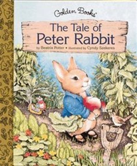 rabbit based on the books the tale of rabbit golden books beatrix potter