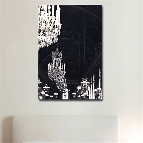 chandelier canvas chandelier print canvas wall by ruby and b