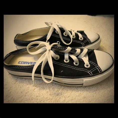 backless sneakers converse converse backless sneakers quot chucks quot from bj s
