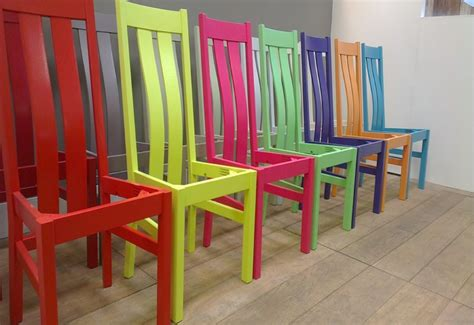 Painted Wooden Dining Chairs Painted Dining Chairs Dining Furniture Furniture4yourhome