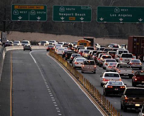 express road longtime toll road backer orange county makes a u turn