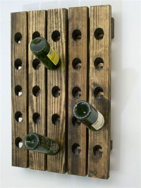 Wine Wood Rack by 301 Moved Permanently