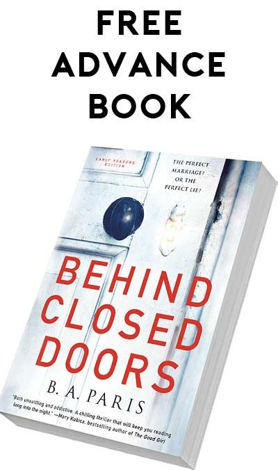 behind closed doors by b a paris mikayla free behind closed doors by b a paris advance copy yo