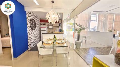 mrv decora apartamento decorado cond pq vitoria boulevard vitoria da conquista ba youtube