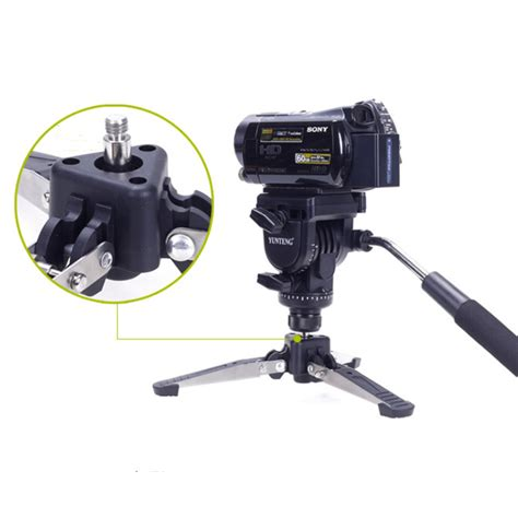 Monopod Yunteng 288 yunteng vct 288 monopod with fluid for dslr camcorder
