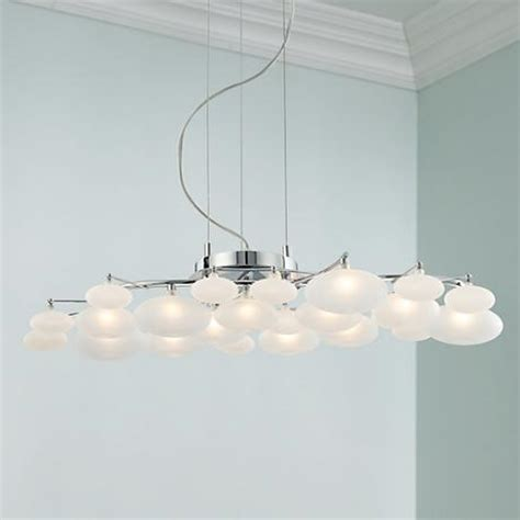 possini design possini design lilypad 30 quot wide pendant light 94244 www lsplus