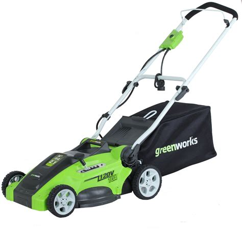 Lawn Mower review of sun joe mow joe 14 quot electric lawn mower with