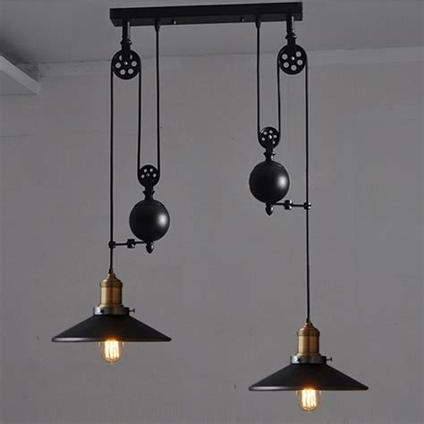 hanging lights kitchen aliexpress buy kitchen rise fall lights kitchen