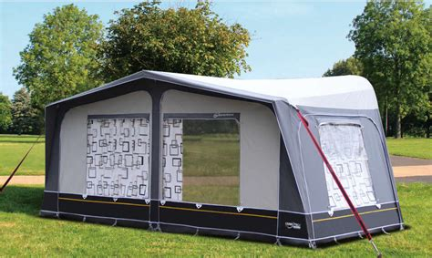 seasonal caravan awnings ctech savanna dl seasonal pitch awning