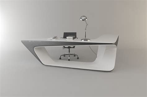 futuristic desks futuristic l shaped desk for modern workspaces digsdigs