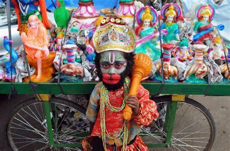 hanuman jayanti     hindu monkey god