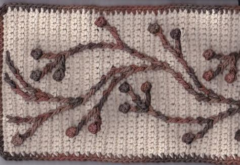 Learn Embossed Crochet what is embossed crochet crochet patterns how to