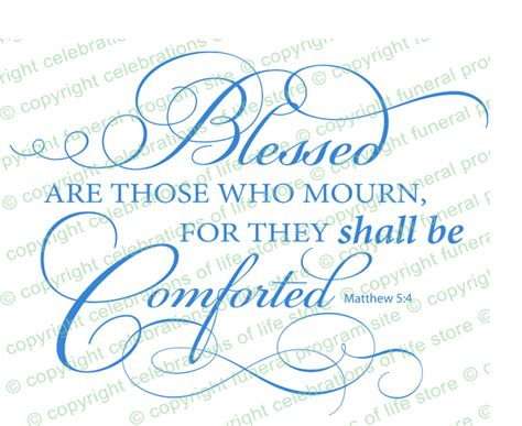 scriptures to comfort those who mourn bible verses blessed are those who mourn elegant title