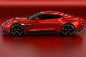 Zagato Aston Martin Aston Martin Vanquish Zagato Confirmed For Limited