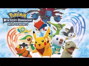 Gates To Infinity Bosses Pok 233 Mon Mystery Dungeon Gates To Infinity Vs