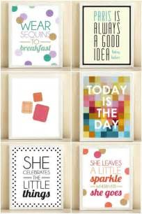 College Wall Decor by College Apartment Wall Decor Quote Posters