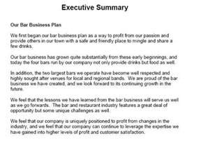 business plan template harvard business plan executive summary template offplay khafre us