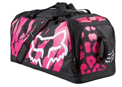 pink motocross gear bag 2015 fox racing marz podium gear bag gearbag black pink