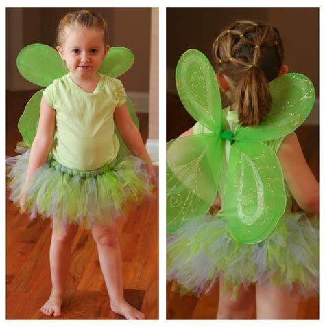 Handmade Tinkerbell Costume - buzz lightyear and tinkerbell the ivey league