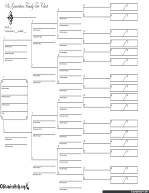 printable family tree forms free fillable family tree template fill online