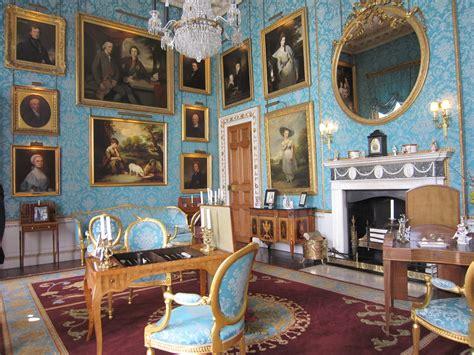Pride And Prejudice Pemberley castle howard sitting room abigail reynolds