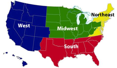map of the midwest fox home away