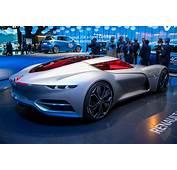 The Renault Trezor Is Retro Future Concept Car Of My