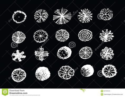 best vector design elements landscape design top view vector elements vector
