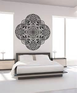 Moroccan Wall Stickers Vinyl Wall Decal Sticker Abstract Moroccan Art Osmb969b