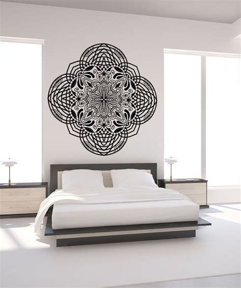 moroccan wall stickers vinyl wall decal sticker abstract moroccan osmb969b