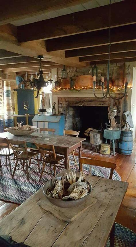 beautiful fireplace country primitive rooms pinterest best 25 primitive fireplace ideas on pinterest