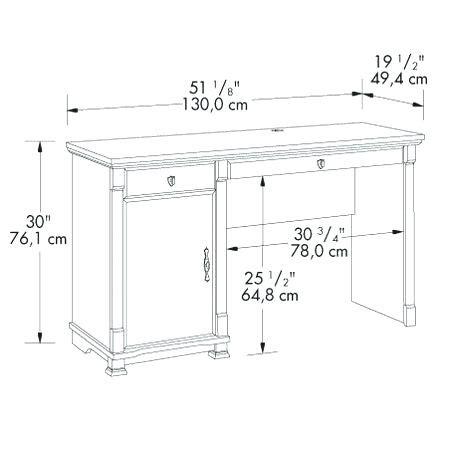 average desk size average computer desk height desk computer desk dimensions