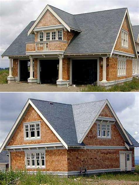 double duty  car garage cottage  living quarters hq