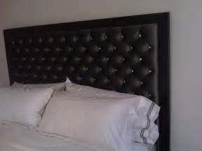 tufted headboard with buttons flickr