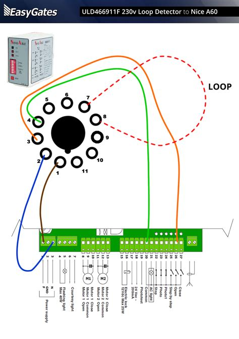 smoke loop wiring diagram 28 images 4 wire smoke