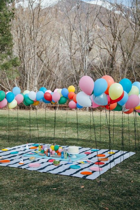 outside party ideas 9 easy diy ideas for your next outdoor party outdoor