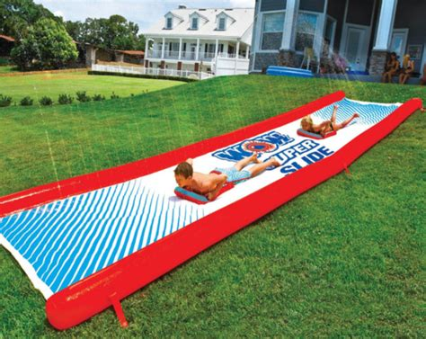 backyard water slides for adults slip n slide adults for sale kids sprinklers