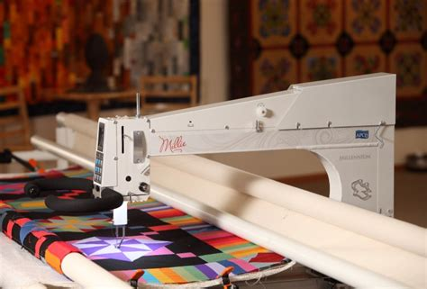 apqs arm quilting machines quilted ewe