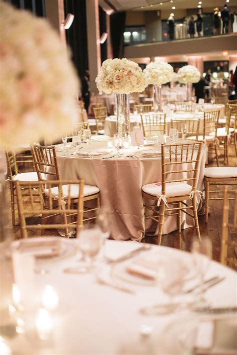 Blush And Gold Wedding Decor by 25 Great Ideas About Blush Winter Wedding On