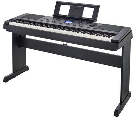 Keyboard Yamaha Dgx 660 yamaha dgx 660 b thomann united states