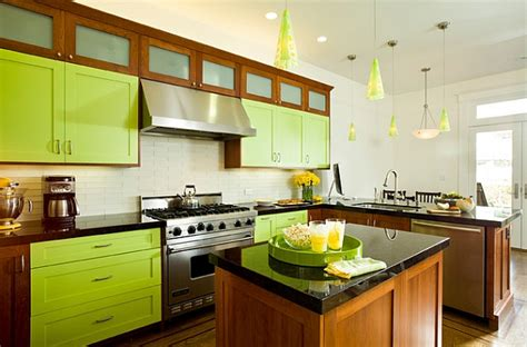 kitchen lime green kitchen cabinet painting color ideas kitchen cabinets the 9 most popular colors to pick from
