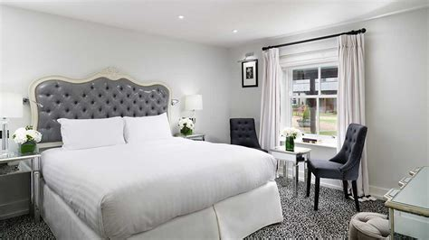 deluxe rooms luxury accommodation the lodge at ashford