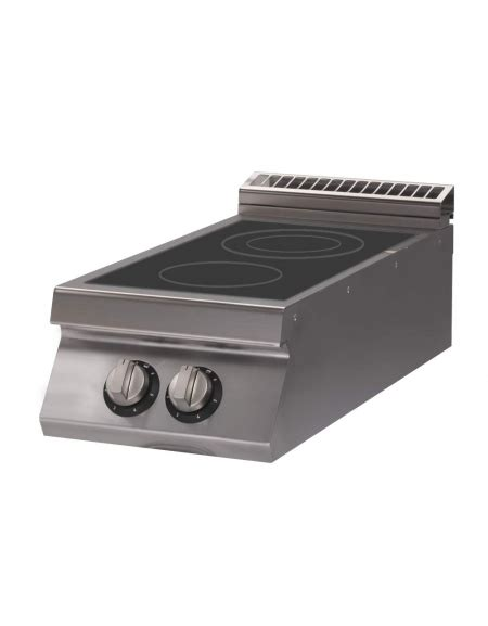 cucine a induzione cucina a induzione per ristoranti n 176 2 zone di cottura da