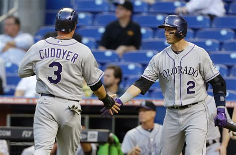troy tulowitzki says rockies spring training more like a cuddyer says tulowitzki would be good fit for mets ny