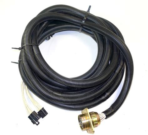 trailer electrical receptacle cable