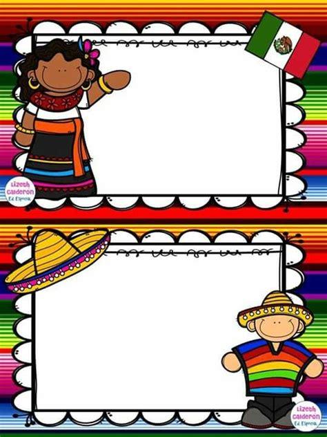 imagenes de la revolucion mexicana para invitaciones 496 best images about bordes on pinterest